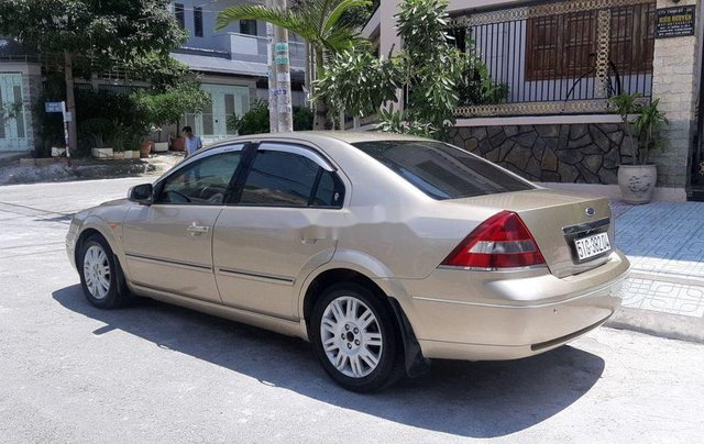 Cần bán lại xe Ford Mondeo năm 2003 còn mới giá cạnh tranh2