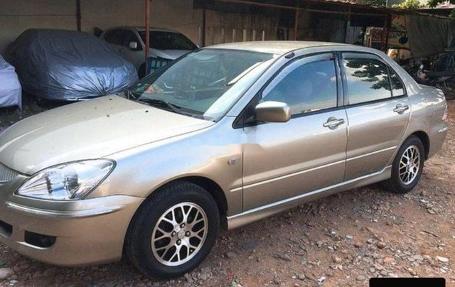Bán ô tô Mitsubishi Lancer đời 2004, nhập khẩu chính chủ, giá tốt0
