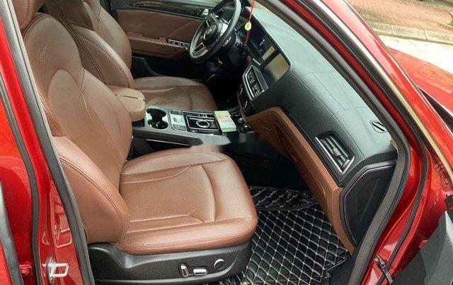 Cần bán Zotye T600 năm sản xuất 2016, xe nhập còn mới, giá chỉ 410 triệu1