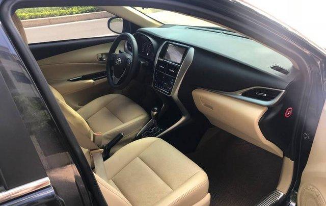 Cần bán Toyota Vios G sản xuất 2019, màu đen4