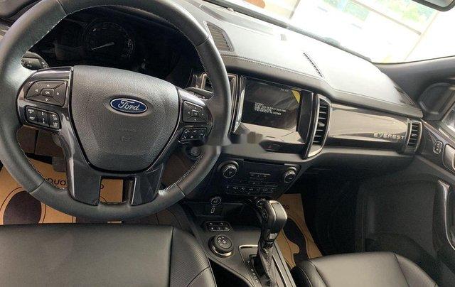 Bán ô tô Ford Everest năm 2020, màu đỏ, nhập khẩu 4
