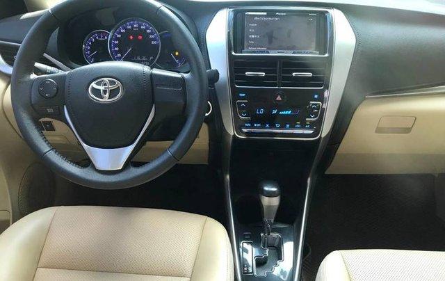 Cần bán Toyota Vios G sản xuất 2019, màu đen5