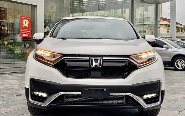 Honda CRV Facelift 2020 - khuyến mãi cực lớn trong tháng ngày, alo nhận ngay báo giá1