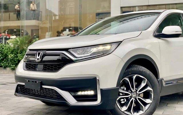 Honda CRV Facelift 2020 - khuyến mãi cực lớn trong tháng ngày, alo nhận ngay báo giá2