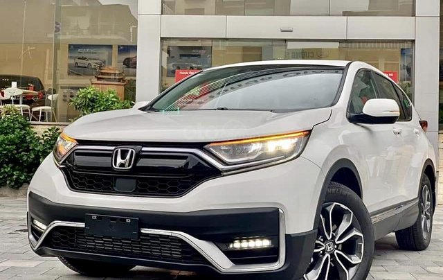 Honda CRV Facelift 2020 - khuyến mãi cực lớn trong tháng ngày, alo nhận ngay báo giá0