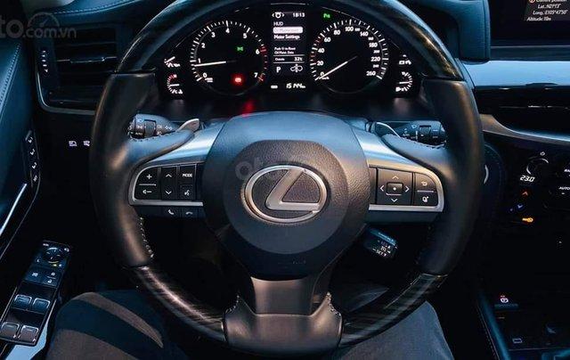 Cần bán Lexus LX 570 siêu lướt, hàng độc trong thị trường xe cũ6