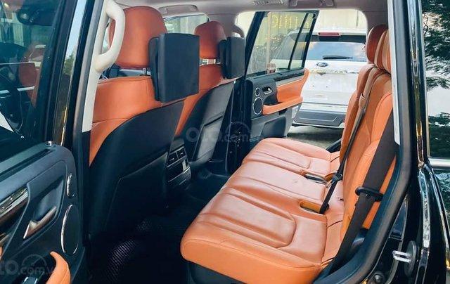 Cần bán Lexus LX 570 siêu lướt, hàng độc trong thị trường xe cũ8