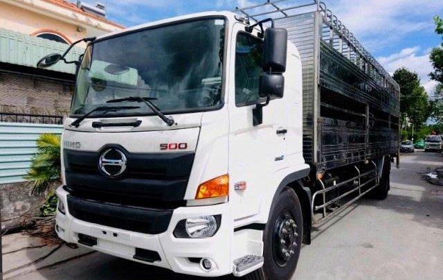 Xe tải Hino FG(2020) 8 tấn, giá ưu đãi0