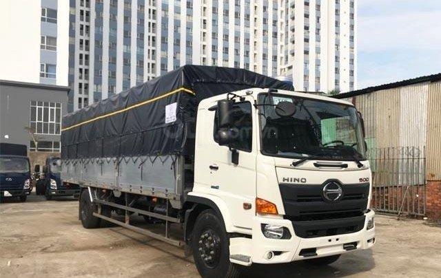 Xe tải Hino FG(2020) 8 tấn, giá ưu đãi1