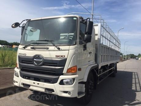 Xe tải Hino FG(2020) 8 tấn, giá ưu đãi3