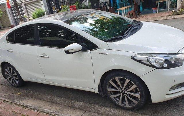 Cần bán Kia K3 1.6AT, SX 2014, bảo rút hồ sơ1