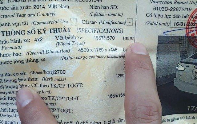 Cần bán Kia K3 1.6AT, SX 2014, bảo rút hồ sơ4
