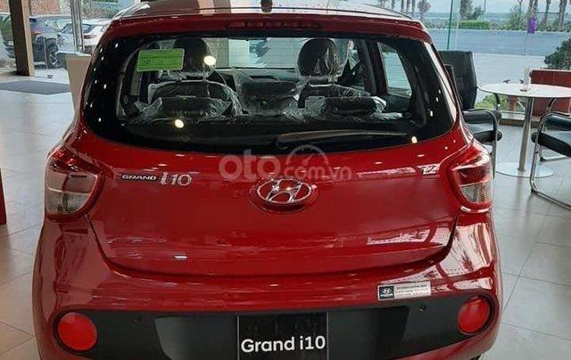 [Giảm 50% thuế trước bạ] Hyundai Grand i10 2020 siêu khuyến mãi, hỗ trợ trả góp 85%, trả trước 80 triệu nhận ngay xe3