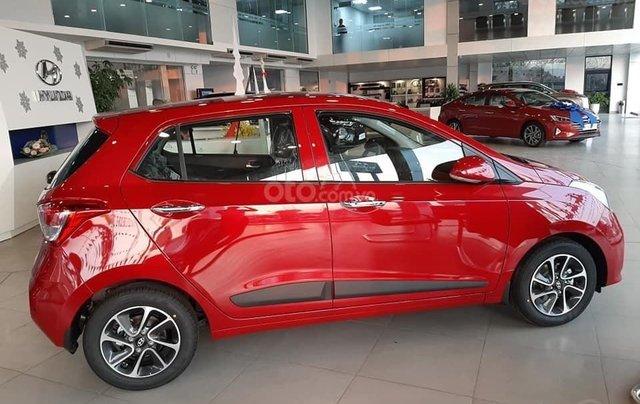 [Giảm 50% thuế trước bạ] Hyundai Grand i10 2020 siêu khuyến mãi, hỗ trợ trả góp 85%, trả trước 80 triệu nhận ngay xe1