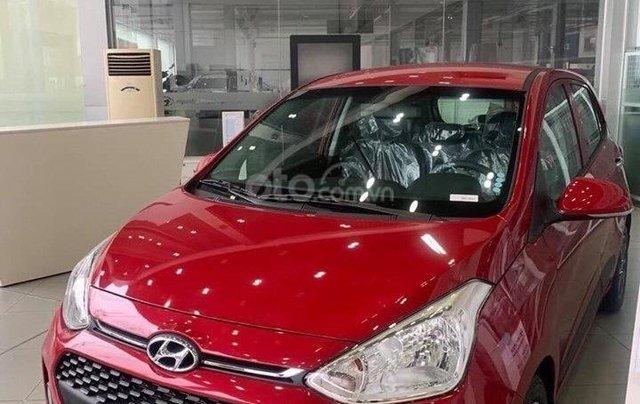 [Giảm 50% thuế trước bạ] Hyundai Grand i10 2020 siêu khuyến mãi, hỗ trợ trả góp 85%, trả trước 80 triệu nhận ngay xe2