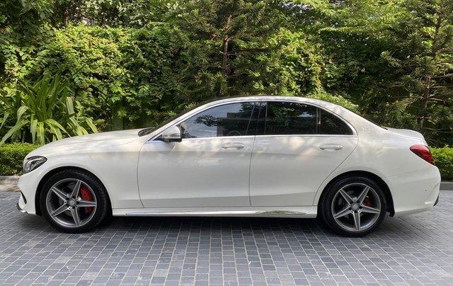 Cần bán lại xe Mercedes C300 AMG năm 20162