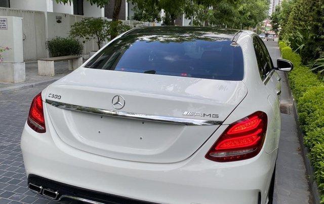 Cần bán lại xe Mercedes C300 AMG năm 20161