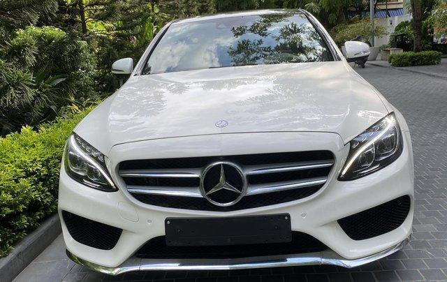 Cần bán lại xe Mercedes C300 AMG năm 20160