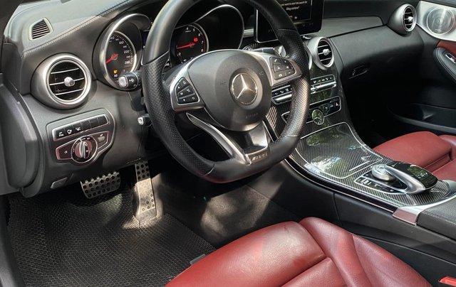 Cần bán lại xe Mercedes C300 AMG năm 20163