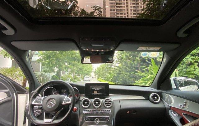 Cần bán lại xe Mercedes C300 AMG năm 20165