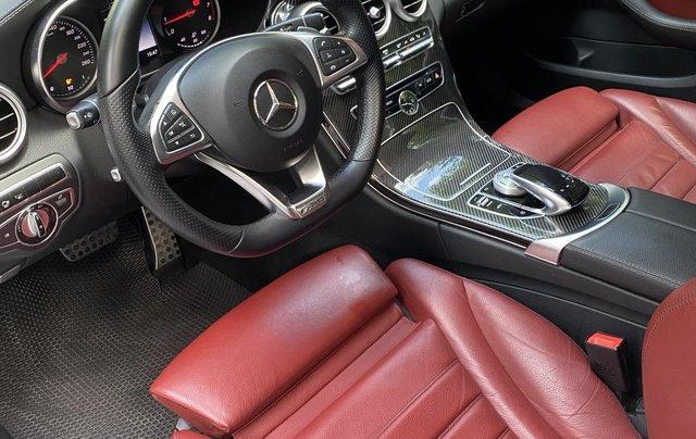Cần bán lại xe Mercedes C300 AMG năm 20167