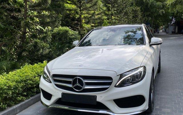 Cần bán lại xe Mercedes C300 AMG năm 20169