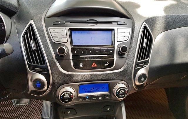 Cần bán xe Hyundai Tucson sản xuất 2010, máy dầu bản full11