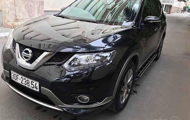 Bán ô tô Nissan X trail SL Premium L đời 2018, màu đen chính chủ, 780 triệu0