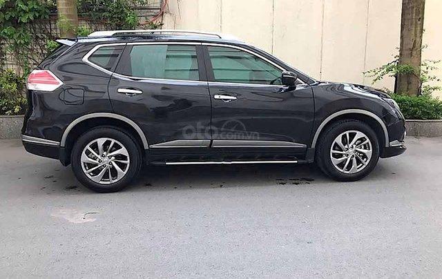 Bán ô tô Nissan X trail SL Premium L đời 2018, màu đen chính chủ, 780 triệu4