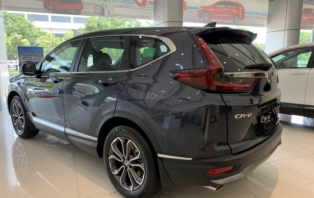 Khuyến mãi cực lớn Honda CR V sản xuất năm 20201