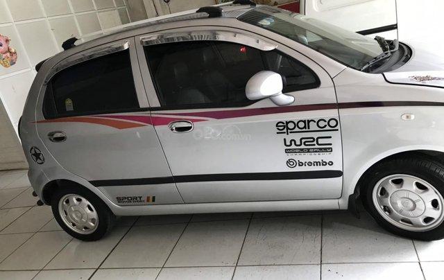 Chính chủ cần bán Daewoo Matiz 2007 màu trắng, giá chỉ 110tr4
