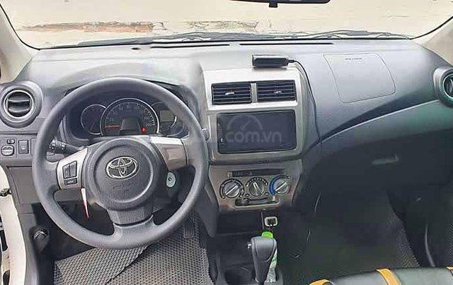 Cần bán lại xe Toyota Wigo G AT sản xuất 2019, màu trắng, xe nhập  1