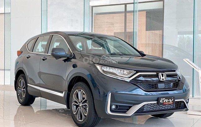 [Cực hot] Honda CRV Facelift 2020 giảm 50% thuế trước bạ + khuyến mãi khủng - giảm tiền mặt cực lớn0