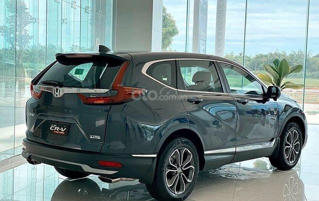 [Cực hot] Honda CRV Facelift 2020 giảm 50% thuế trước bạ + khuyến mãi khủng - giảm tiền mặt cực lớn1