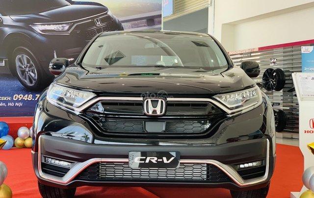 [Cực hot] Honda CRV Facelift 2020 giảm 50% thuế trước bạ + khuyến mãi khủng - giảm tiền mặt cực lớn14