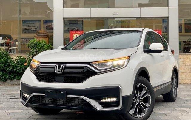 [Cực hot] Honda CRV Facelift 2020 giảm 50% thuế trước bạ + khuyến mãi khủng - giảm tiền mặt cực lớn13