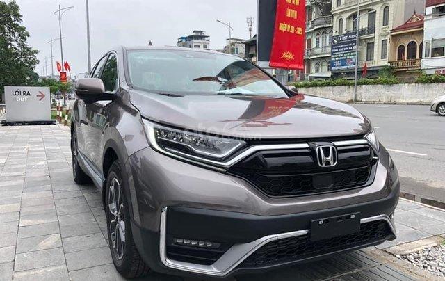 [Cực hot] Honda CRV Facelift 2020 giảm 50% thuế trước bạ + khuyến mãi khủng - giảm tiền mặt cực lớn12