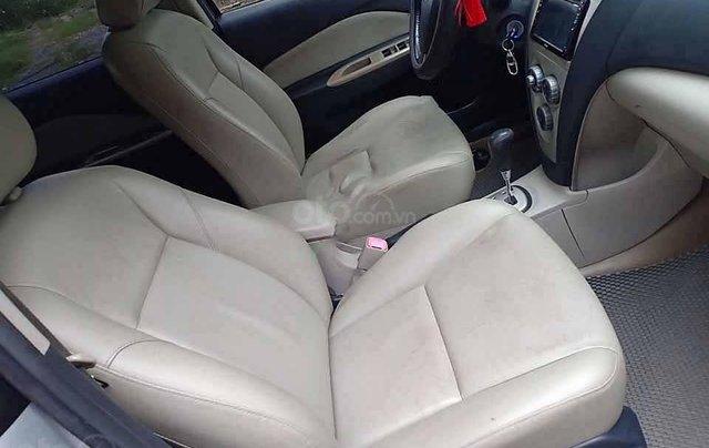 Bán xe Toyota Vios 1.5G sản xuất năm 2008, màu bạc còn mới, giá 269tr3