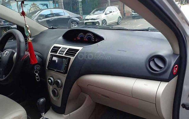 Bán xe Toyota Vios 1.5G sản xuất năm 2008, màu bạc còn mới, giá 269tr4