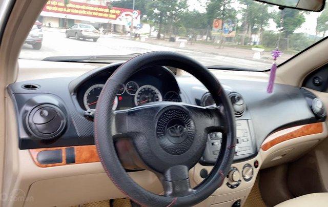 Cần bán Daewoo Gentra năm sản xuất 200810