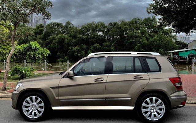 Cần bán Mercedes GLK Class sản xuất 2009, nhập khẩu còn mới, giá tốt2