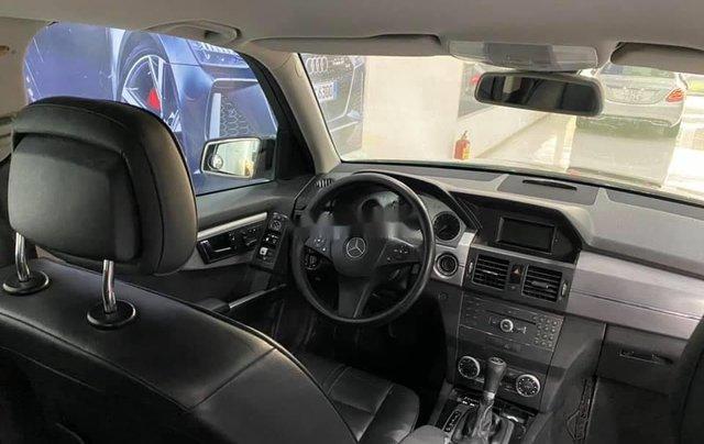 Cần bán Mercedes GLK Class sản xuất 2009, nhập khẩu còn mới, giá tốt7