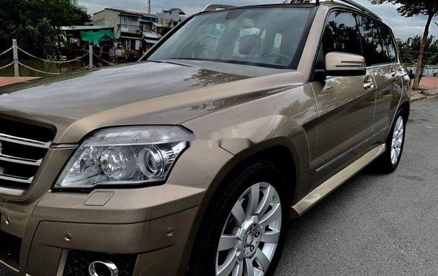 Cần bán Mercedes GLK Class sản xuất 2009, nhập khẩu còn mới, giá tốt1