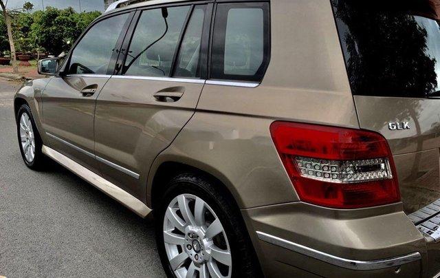 Cần bán Mercedes GLK Class sản xuất 2009, nhập khẩu còn mới, giá tốt3