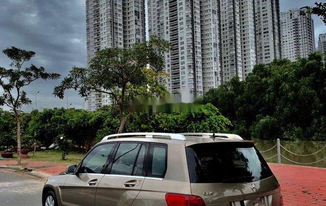 Cần bán Mercedes GLK Class sản xuất 2009, nhập khẩu còn mới, giá tốt0