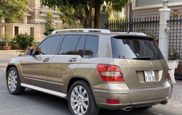 Cần bán Mercedes GLK Class sản xuất 2009, nhập khẩu còn mới, giá tốt5