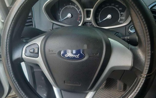 Bán xe Ford EcoSport đời 2016, màu trắng số tự động7