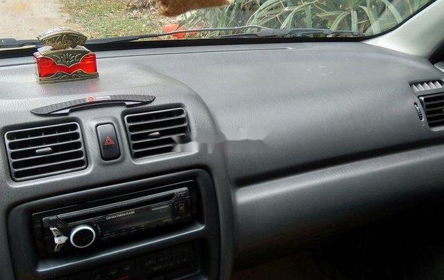 Bán Mazda 323 sản xuất năm 1999, màu đen, giá chỉ 85 triệu4