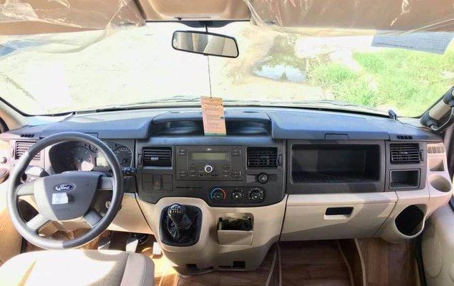 Bán xe Ford Transit SVP đời 2020, màu trắng11