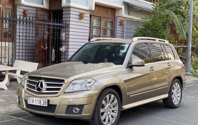 Cần bán Mercedes GLK Class sản xuất 2009, nhập khẩu còn mới, giá tốt4